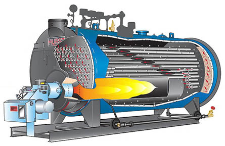 دستگاه های بویلر صنعتی