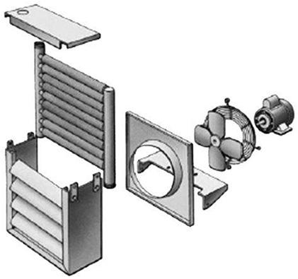 طرز کار دستگاه یونیت هیتر