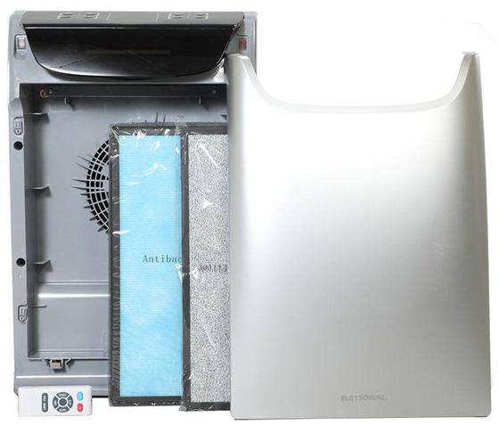 فیلتراسیون دستگاه های تصفیه هوا