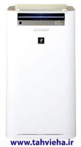 دستگاه تصفیه هوای شارپ مدل KC-G60SAW