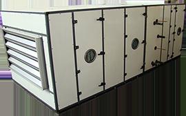 دستگاه هواساز پامکو شرکت پارس آریا مبدل