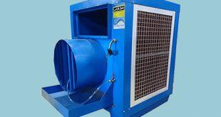 مزایای هواساز صنعتی سهند هواساز مدل P360